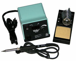 Weller Wesd51 Digital Soldering Station W iron 50 Watt 350 850 Degree Adjustment