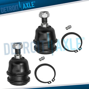 Brand New Both 2 Front Lower Ball Joints For Eagle Mitsubishi Dodge Plymouth