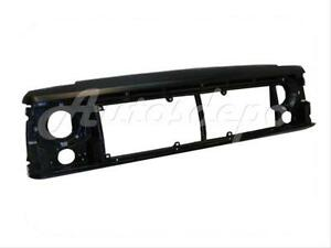 For 1991 1996 Jeep Cherokee 91 92 Comanche Header Headlight Mounting Panel