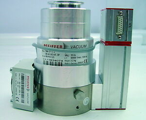 Pfeiffer Tmh 071p Balzers Turbo Vacuum Pump Tc100 P Molecular With