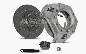 Hd Clutch Kit Set Lever Style Fits 63 76 Ford Bronco Cobra Jet Mustang Torino