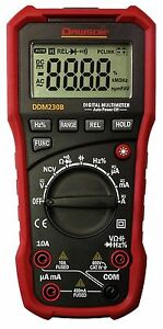 Dawson Ddm230b Auto ranging Digital Multimeter With Usb Interface