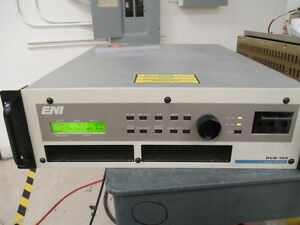 Working Mks Eni Dcg 100 Dc Sputtering Power Supply Master Dcg2m A001100021