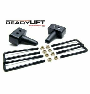 Readylift For Ford F150 4wd 3 Inch Rear Block Kit 2004 2017