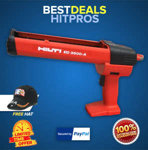 Hilti Ed 3500 a Cordless Dispenser Tool Only Brand New Free Hat Fast Ship