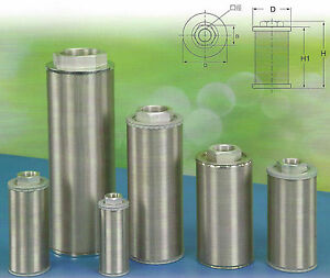 Hydraulic Suction Line Filters n Type Sfn 06 3 4 Pt