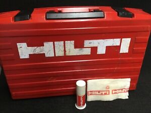 Hilti Te 76 Atc Case Preowned Case Only Free Grease Fast Shipping