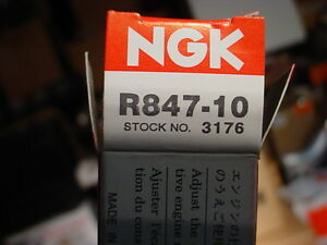 Ngk Racing Competition 8mm Surface Discharge Spark Plugs R847 10 3176 Set Of 4