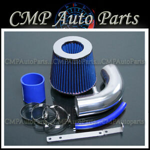 Blue 2002 2006 Bmw Mini Cooper S 1 6 1 6l Supercharged Air Intake Kit Systems