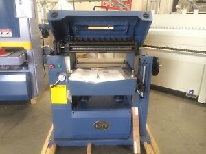 Oliver Model 4455 Planer With Byrd Cutterhead New Woodworking Machinery
