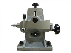 Adjustable Tailstock For 10 Rotary Tables