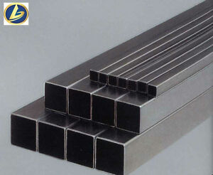 6 X 6 X 250 Hot Rolled Steel Square Tubing 24 Long