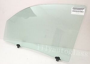 Fit 2005 2015 Toyota Tacoma Driver Side Left Front Door Window Glass 2d Ext