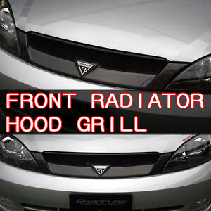 Front Hood New Radiator Grill White For 07 08 09 Chevy Suzuki Forenza Lacetti