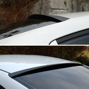 Rear Roof Wing Spoiler Galaxy White For Chevy Holden Cruze