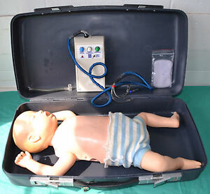Laerdal Actronics Baby Cpr Training Manikin Case Controller
