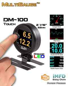Plx Devices Dm 100 Obd2 Ii Touch Scan Tool Gauge Free 2 day Priority Shipping