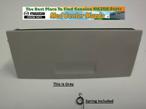 Mazda 6 Overhead Console Sunglass Holder In Gray 2009 2010 2011 2012 2013