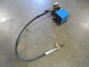 Used Miller Model S 75s Wire Feeder With Accu mate Gun Connection