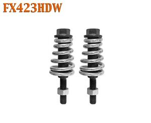 Fx423hdw Exhaust Spring Bolt Stud Nut Hardware Repair Replacement Kit