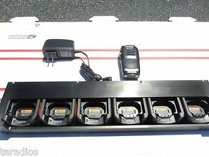 Tc 320 6 Unit Charger Hytera Tc320 Gang Charger For 6 Radios Hyt Brand New