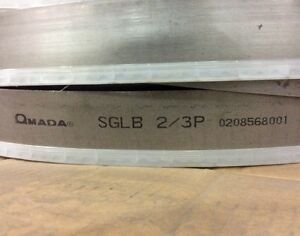 Amada Band Saw Blade Svglb 26ft3inx2x063x2 3 New In Box New