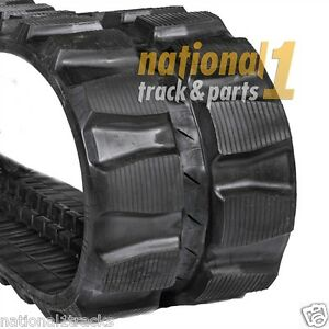 Case Ck52 Mini Excavator Rubber Track 400x72 5x74 Replacement Rubber Tracks