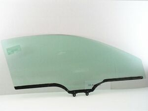 Fit 2002 2006 Acura Rsx 2d Coupe Passenger Side Right Front Door Window Glass