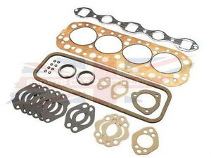 New Mgb Copper Cylinder Head Gasket Set 1965 80 High Quality Made In Uk