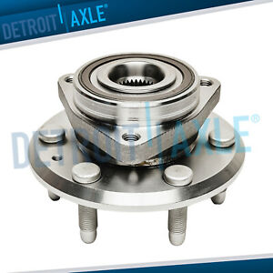 Front Or Rear Wheel Bearing Hub Buick Enclave Chevy Traverse Gmc Acadia 3 6l