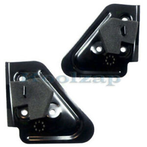 94 01 Ram 1500 3500 Truck Tow Mirror Support Bracket Left Right Side Set Pair