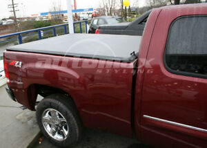 2001 2003 Ford F 150 5 5ft Short Bed Soft Tri Fold Tonneau Cover