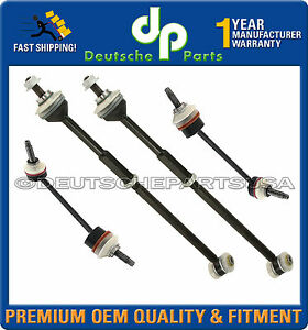 Jaguar S type Xk Xkr Rear Torque Toe Tie Adjustment Link Rods Sway Bar Links 4