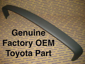 Toyota Pickup Truck Top Dash Pad Trim Bezel Brand New Oem Gray 1989 1995