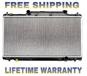 2574 Fits Honda Civic Si Radiator 2002 2003 2004 2005 2 0 L4