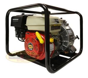 2 Gas Water Pump Full Trash Pump 6 5 Hp 2 Inch Inlet Outlet Npt New Pool Marine