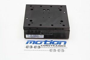Dover Motion 6 Square Precision Aluminum Cross Roller Optical Linear Stage