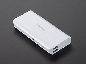 Usb Battery Pack For Raspberry Pi Or Arduino 10000mah W 2 X 5v At 2a Power Bank