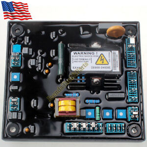 Avr Sx440 Module Automatic Voltage Regulator For Newage Generator Dho