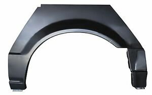 Weld In Style Rear Wheel Arch Panel For Rust Repair On Rear Fender Driver Side