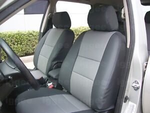 Toyota Yaris 2010 2014 Leather Like Custom Fit Seat Cover