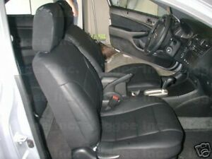 Volvo C70 2005 2010 Leather like Custom Fit Seat Cover