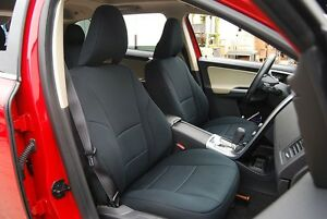 Volvo Xc 90 2003 2010 Leather like Custom Fit Seat Cover