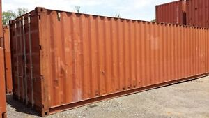 40 Cargo Shipping Container