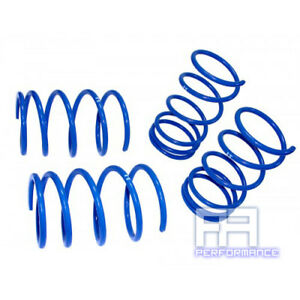 Manzo Lowering Lower Springs Spring Bmw E36 92 98 318i 325i 328i F 2 R 1 75 2