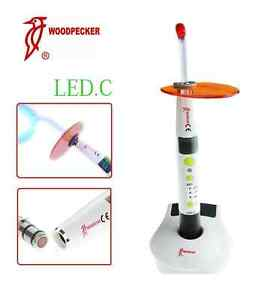 Woodpecker Led c Wireless Cordless Dental Curing Light Ship From Usa
