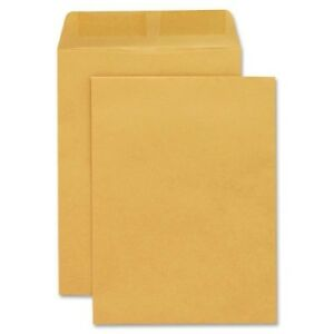 Catalog Envelope Plain 20lb 9 x12 250 bx Kraft Spr19812