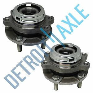 Front Wheel Bearing Hub Assembly W Abs For 2009 2010 2011 2017 Nissan Murano
