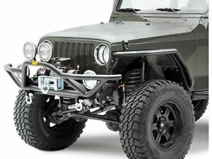 Smittybilt 76721 Src Front Brush Guard Bumper For Jeep Wrangler Tj 1997 2006