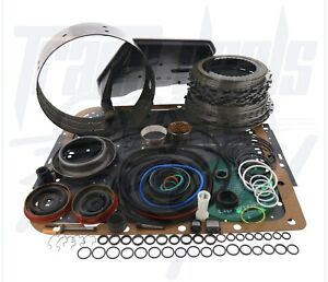 4l60e Transmission Master Overhaul Rebuild Kit 1993 96 Chevy Chevrolet Level 2